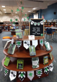 March Pinch Proof Library Display