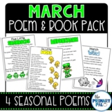 March Poem and Book Set