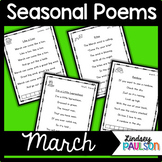 March Poems