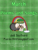 March Poems and Songs