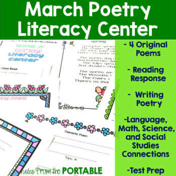 March Poetry Literacy Center