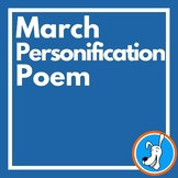 March Poetry:  March Poem for Personification