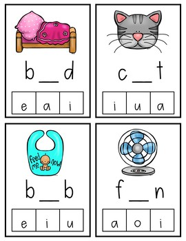 March Pre-K/Kindergarten Learning Box Cards