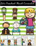 Preschool March Curriculum