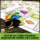 Kindergarten No Prep Phonics, Literacy & Math Work for March