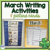March Writing Prompts and Activities