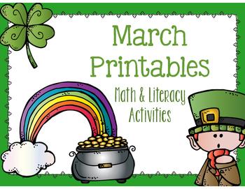 March Printables