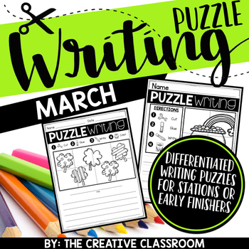 March Puzzle Writing