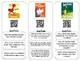 March QR Code Bookmarks with Comprehension Questions