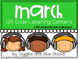 QR Code Listening Centers: March
