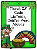 March QR Code Read Aloud Listening Centers