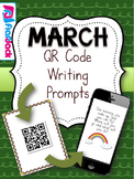 March QR Code Writing Prompts