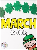 March QR Codes: 16 Green Stories for Your Daily Five Listen to Reading Center
