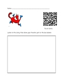 March QR Codes for Listening
