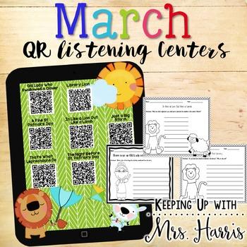 March QR Code Listening Center