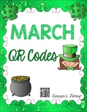 March QR codes