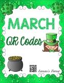March QR codes
