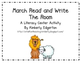 March Read-and-Write the Room