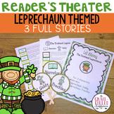 A March: Reader's Theater {Leprechaun Themed}