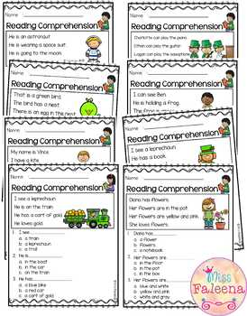 March Reading Comprehension