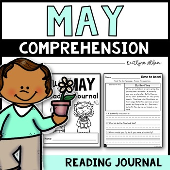 May Reading Comprehension Passages - Journal