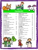 March Reading Comprehension Passages and Questions