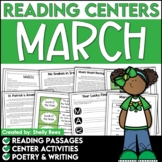 Reading Comprehension Passages and Questions - March - St.