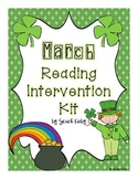 March Reading Intervention Kit