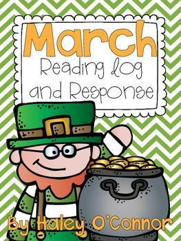 March Reading Printables