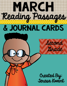 March Reading Passages 2nd Grade