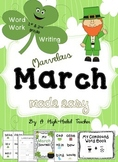 March Reading and Writing {St.Patrick's Day & Read Across America}
