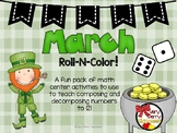 March Roll-N-Color