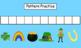 March SMART Board Calendar Math for Kindergarten