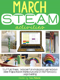 March STEAM Activities
