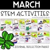 March STEM Activities