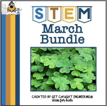 March STEM Challenges