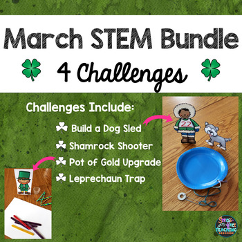 March STEM Challenges