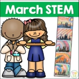 March STEM 13 Challenges St. Patrick's Day