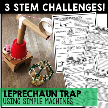 St. Patrick's Day STEM Challenges March