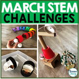 St. Patrick's Day STEM Challenges March for Simple Machines