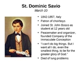 March Saint of the Day