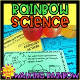 Spring Science Experiment | Walking Rainbow | Capillary Action