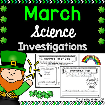 March Science (STEM/STEAM-Based)