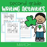 March Second Grade Writing Activities