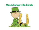 March Sensory Bin Bundle