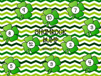 March Shamrock Bump Game