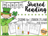 March Shared Reading: Poems and Lesson Plans