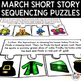 March Sequencing Stories with Pictures