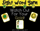 March - Sight Word Game