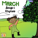 March Songs | Dr. Seuss's birthday | St. Patrick's Day |  Spring